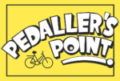 Pedallers Point logo